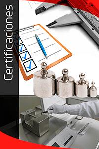 13.Calibración y certificaciones